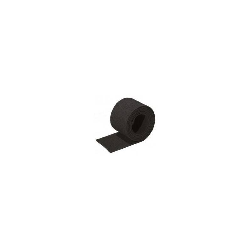 Tampon noir rouleaux 3 m