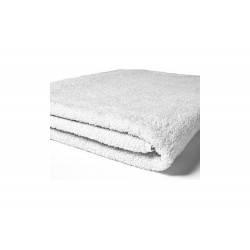 Serviette de toilette blanche 50 x 90 cm