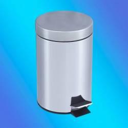 Poubelle Inox - 12 L