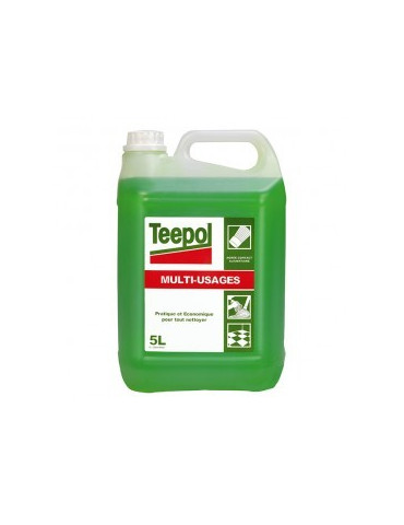 Teepol Multi-usages - Bidon 5 Litres