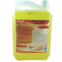 Liquide Vaisselle Plonge Bactéricide - Bidon 5 Litres