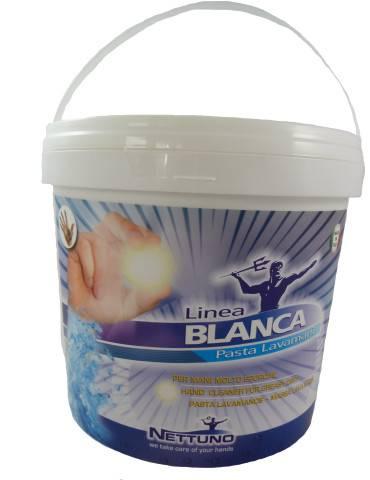 Savon mains crème blanche - Bidon 5 KG