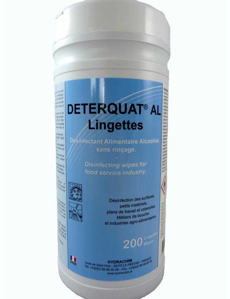 Lingettes Désinfectantes - Boite de 200 Lingettes