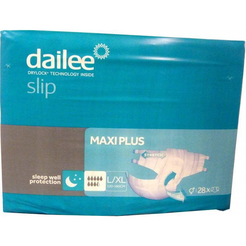Slip performer Maxi Plus L/XL - 4 Lots de 28