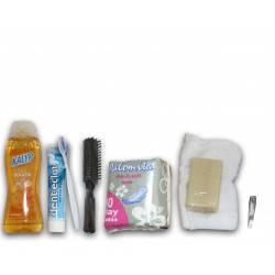 Kit hygiene mensuel - Femme