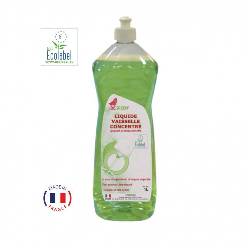 Liquide vaisselle 1L ecolabel