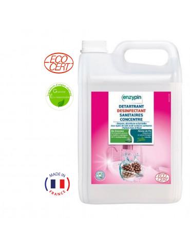 Nettoyant & Désinfectant Sanitaire Concentré - Ecologique