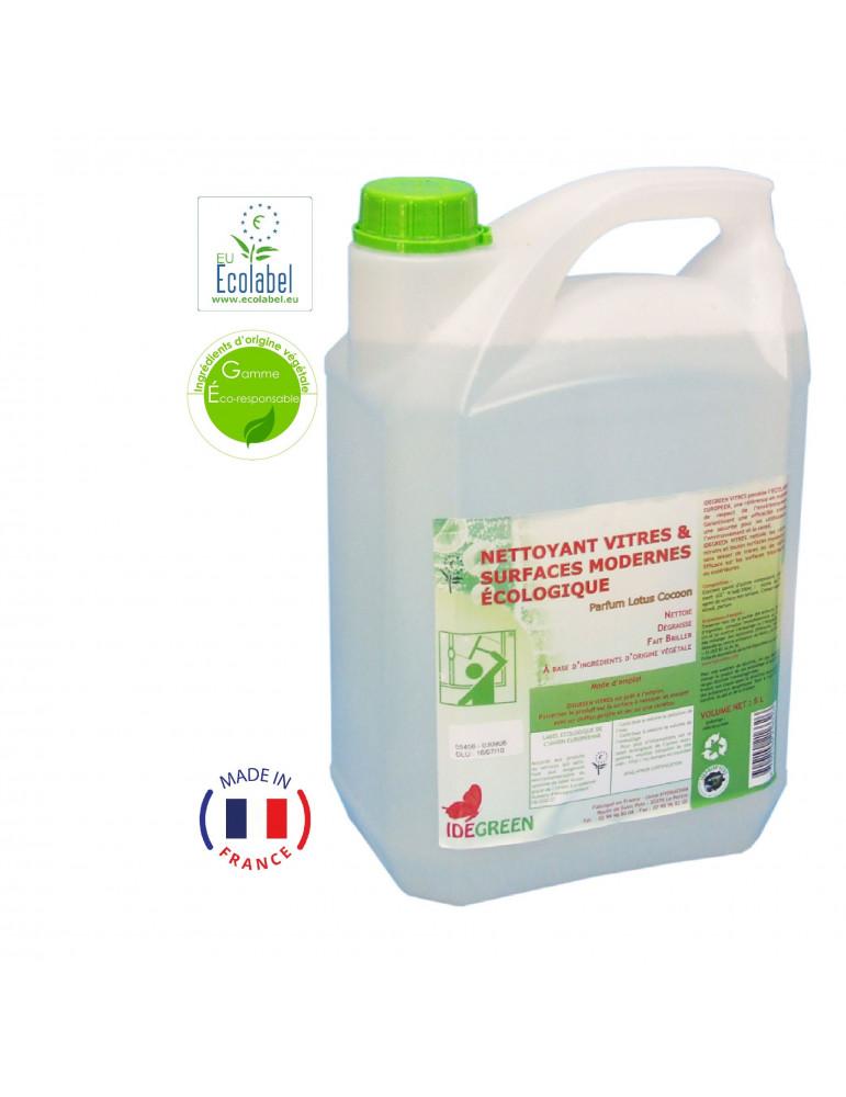 Nettoyant Vitres - Parfum lotus - Ecologique