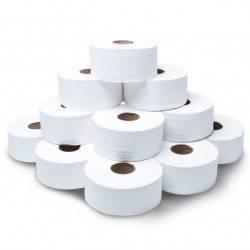 Papier hygiénique mini jumbo - Lot de 12