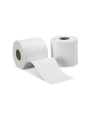 Papier toilette petit rouleau - Lot de 96