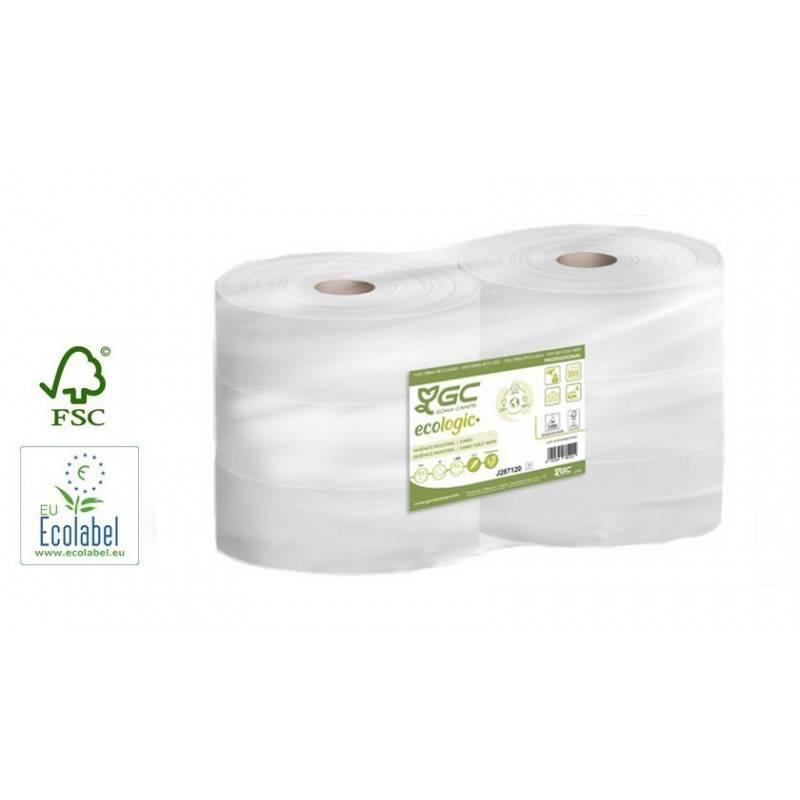 Papier hygiénique maxi jumbo - Recycle écologique
