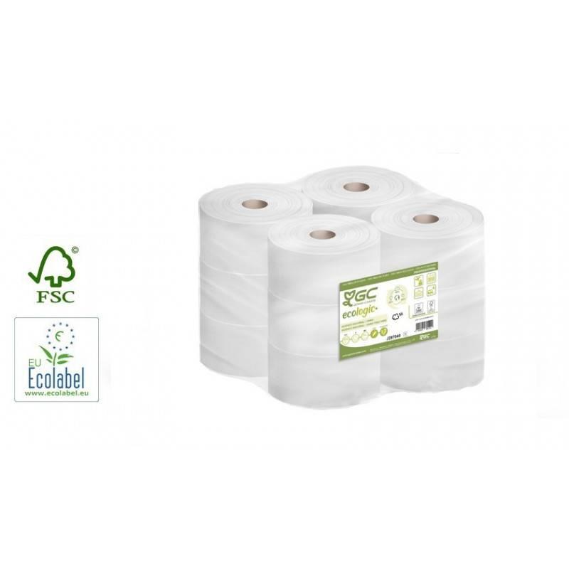 Papier hygiénique mini jumbo - Recyclé écologique