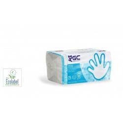 Essuie — mains plat 22 x 21 cm — Carton de 5000
