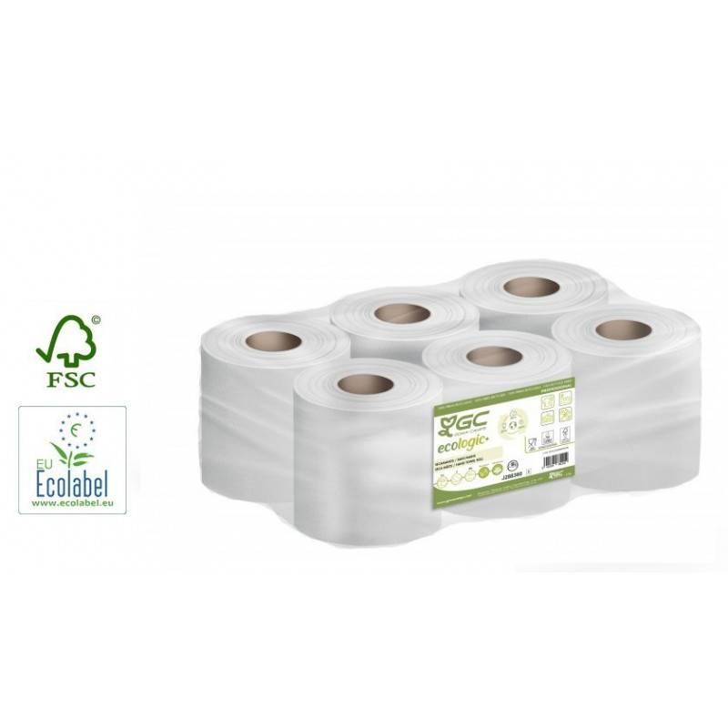 Bobine essuie mains 450 formats - Recyclé écologique