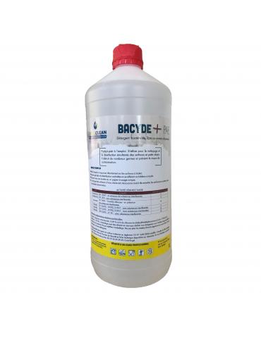 Détergent Désinfectant Virucide Bacyde