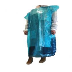 Blouses Plastifiées avec Manchettes
