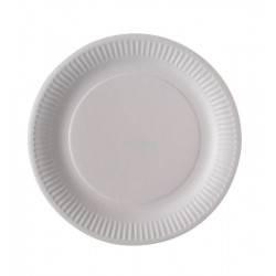 Assiette ronde cartonné 23cm
