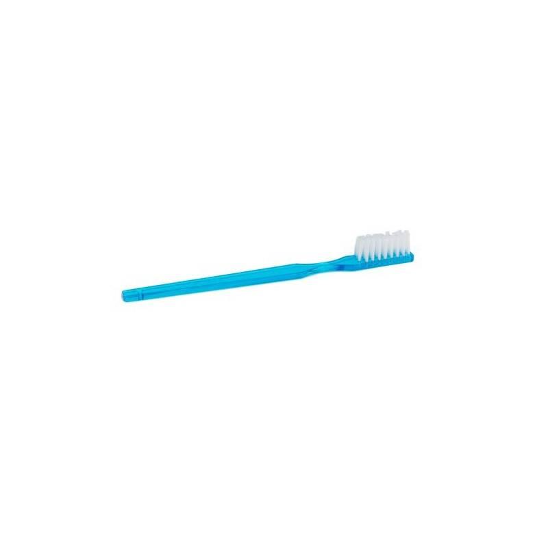 Brosse à dents avec dentifrice integre - Boite de 100