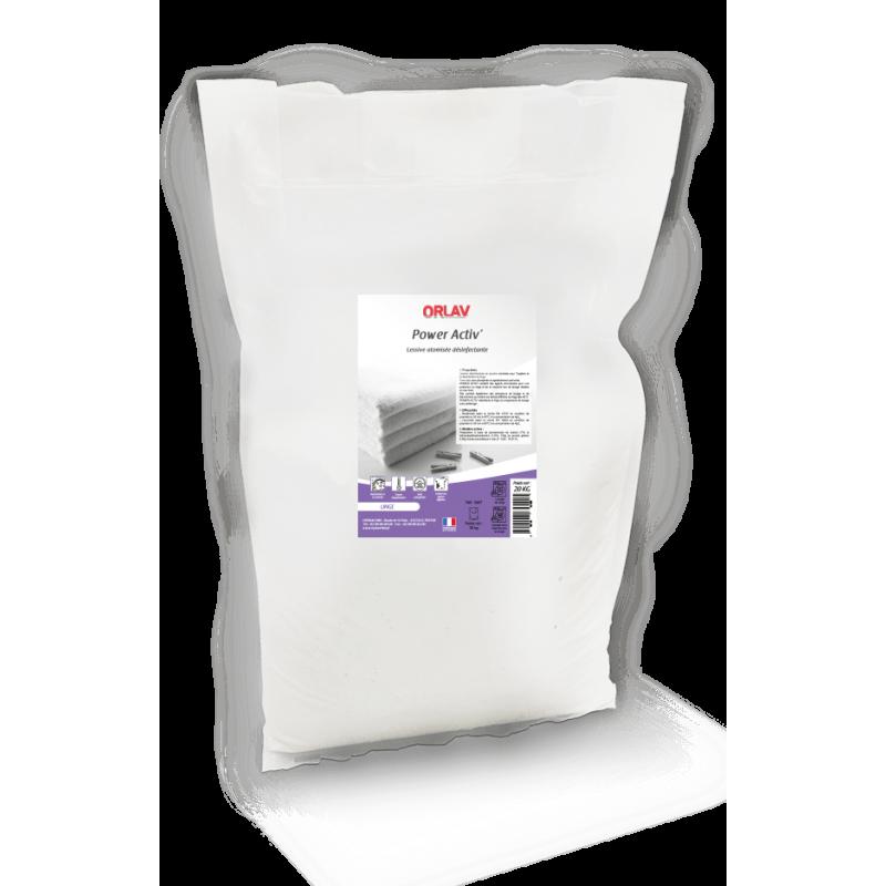 Lessive Poudre Désinfectante - Sac 20 Kg