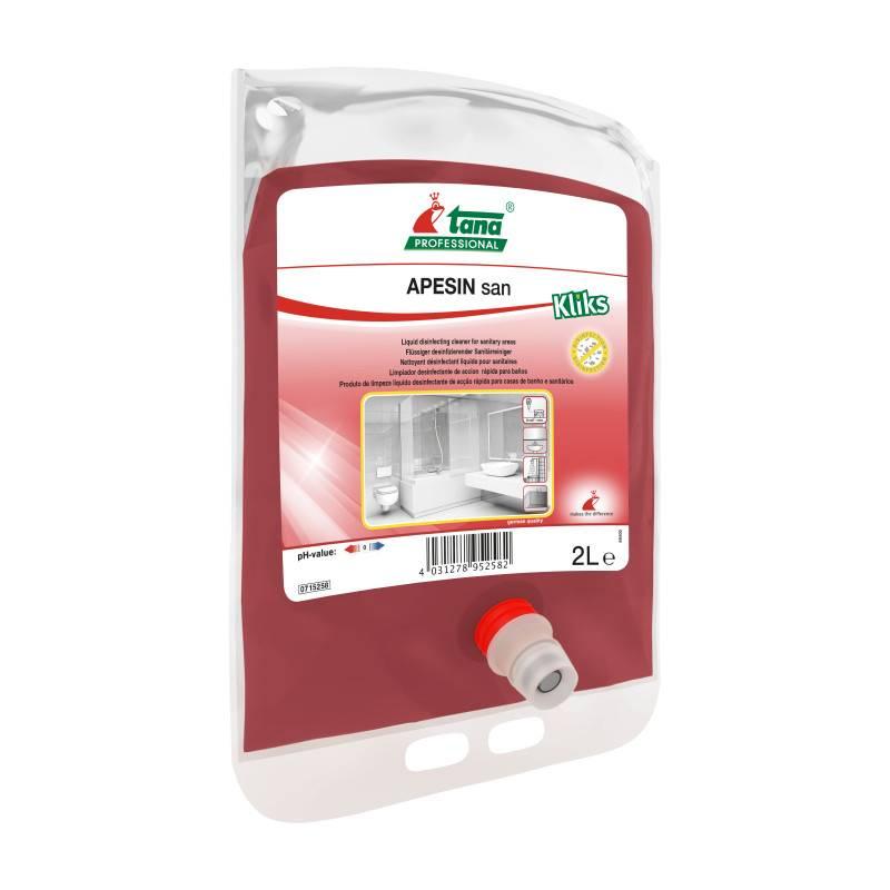 Nettoyant/Désinfectant Sanitaire Apesin