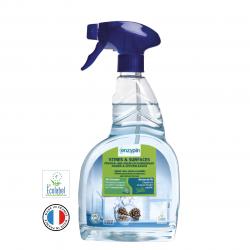 Nettoyant vitres & surfaces - Zero trace - Ecologique