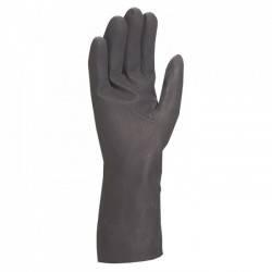 Gant néoprène noir Taille 9 - La paire