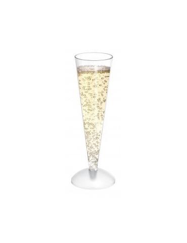 Flûte à champagne - Lot de 100