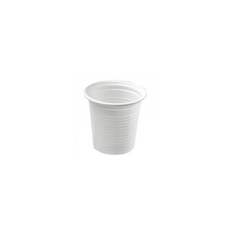 Gobelet blanc 10 cL - Carton de 4800