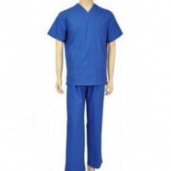 Pyjama bleu opaque - Carton de 50