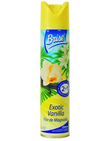 Désodorisant Brise Vanille - Aérosol 300 mL