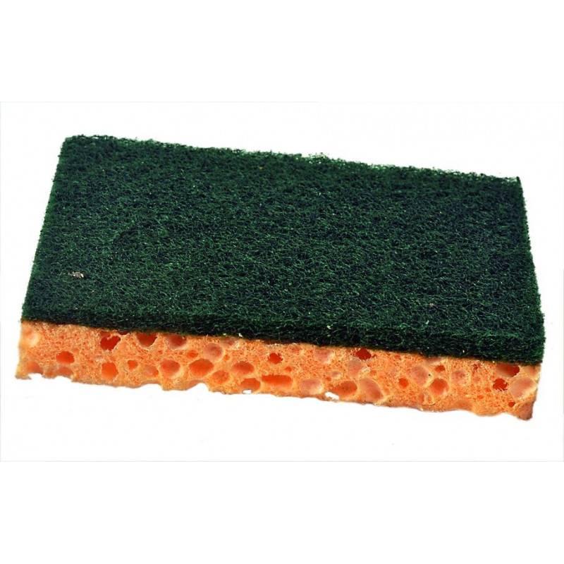 Tamponge eponge/Recurrant Vert