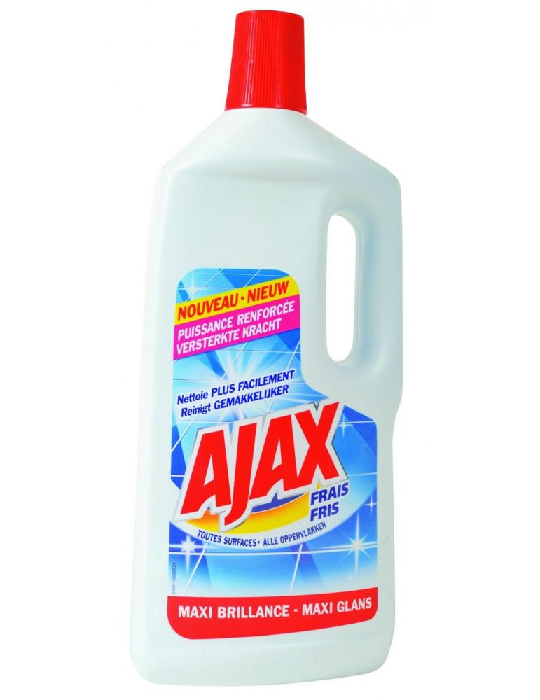 Détergent Multi-Usages Ajax Frais — Bidon 1.25 Litre