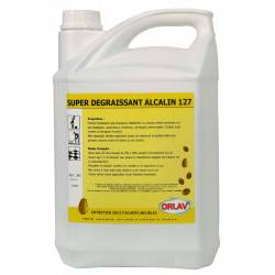 Super Dégraissant Alcalin — Bidon 5 Litres