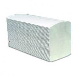 Essuie-mains blanc - Carton de 3000