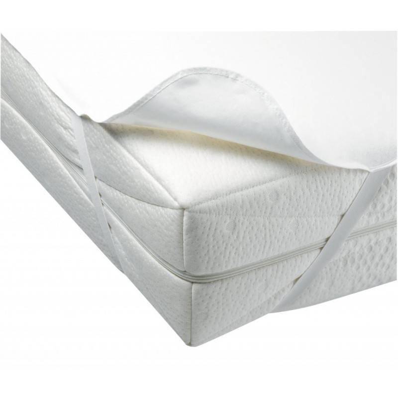 Al se imperm able forme plateau 90 x 190 cm distri clean - Protege matelas incontinence ...